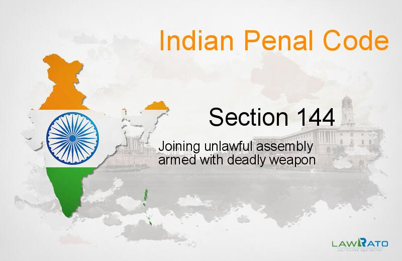 IPC Section-144