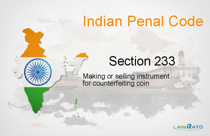 IPC Section-233