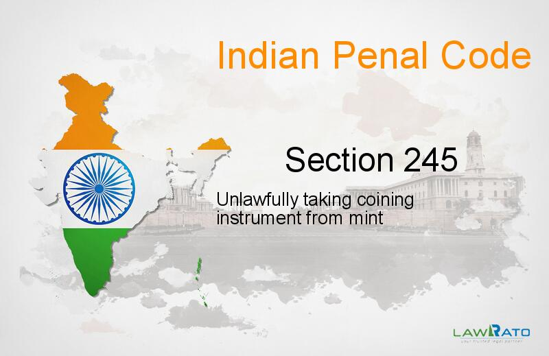 IPC Section-245