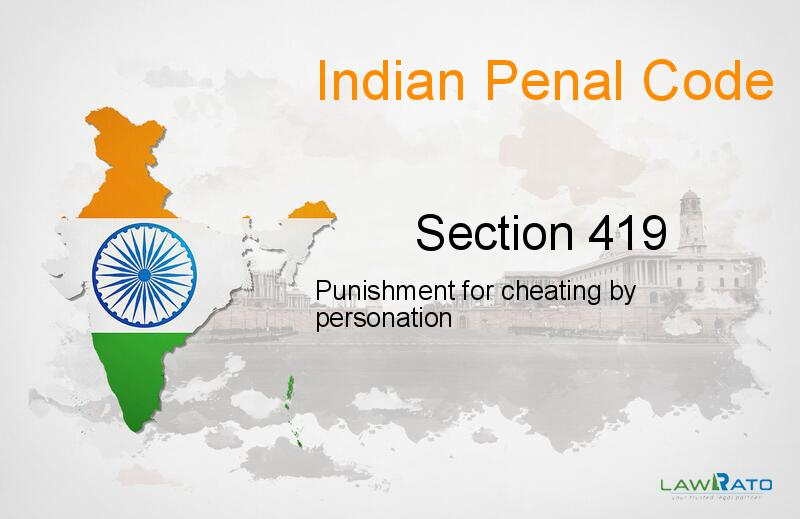 IPC Section-419