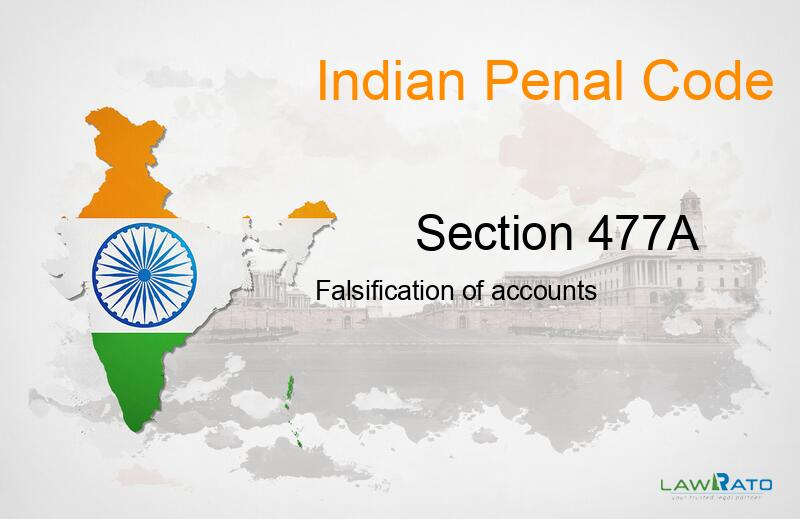IPC Section-477A