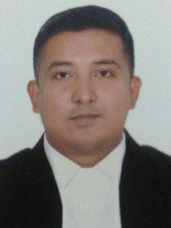 One of the best Advocates & Lawyers in Delhi - Advocate Aakarshan Aditya