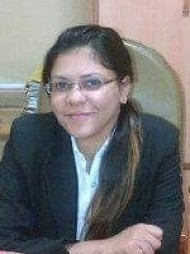 One of the best Advocates & Lawyers in Delhi - Advocate Aastha Jain