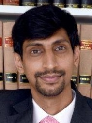 One of the best Advocates & Lawyers in Bangalore - Advocate Abhay Anand J