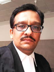 One of the best Advocates & Lawyers in Lucknow - Advocate Abhishek Bhatnagar