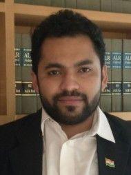 One of the best Advocates & Lawyers in Delhi - Advocate Aditya Kumar Singh