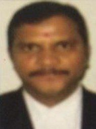 One of the best Advocates & Lawyers in Bangalore - Advocate Ambaji Rao Najri