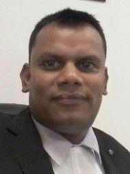 One of the best Advocates & Lawyers in Ranchi - Advocate Anil Kumar Ganjhu