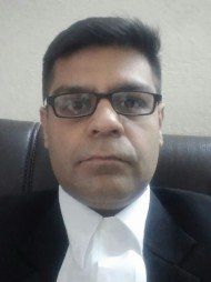 One of the best Advocates & Lawyers in Chandigarh - Advocate Ankit Parti