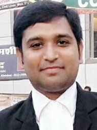 One of the best Advocates & Lawyers in Allahabad - Advocate Ankit Tripathi