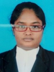 One of the best Advocates & Lawyers in Chennai - Advocate Anu M