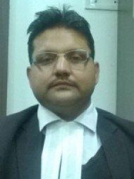 One of the best Advocates & Lawyers in Delhi - Advocate Anup Kumar Upadhyay