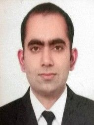 One of the best Advocates & Lawyers in Indore - Advocate Apoorv Joshi