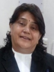One of the best Advocates & Lawyers in Jaipur - Advocate Archana Mantri