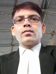 One of the best Advocates & Lawyers in Varanasi - Advocate Ashutosh Kumar Singh