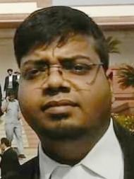 One of the best Advocates & Lawyers in Bangalore - Advocate Balaji Naidu. G