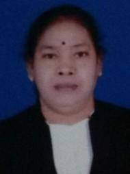 One of the best Advocates & Lawyers in Bhubaneswar - Advocate Bishnupriya Mohanty