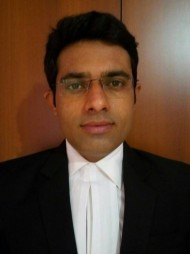 One of the best Advocates & Lawyers in Rajkot - Advocate Brijesh Ashok Parmar
