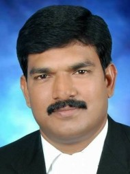 One of the best Advocates & Lawyers in Sirsilla - Advocate CH Mahesh Goud