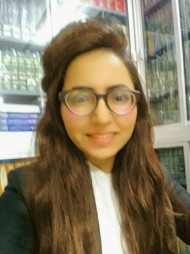 One of the best Advocates & Lawyers in Delhi - Advocate Chetna Chhikara