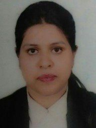 One of the best Advocates & Lawyers in Kolkata - Advocate Debasmita Mitra
