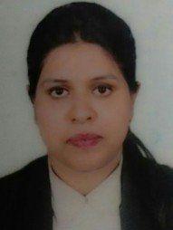 कोलकाता में सबसे अच्छे वकीलों में से एक -एडवोकेट  देबस्मिता मित्र