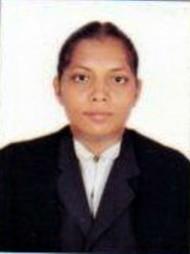 One of the best Advocates & Lawyers in Chennai - Advocate Devapriya V