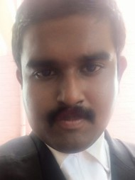 One of the best Advocates & Lawyers in Chennai - Advocate Dhalapathy Vignesh Kumar