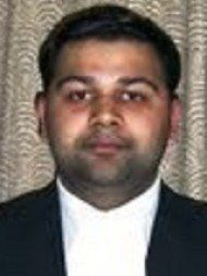One of the best Advocates & Lawyers in Chandigarh - Advocate Dhawal Bhandari