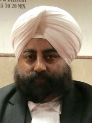 One of the best Advocates & Lawyers in Chandigarh - Advocate Divjyot S Sandhu