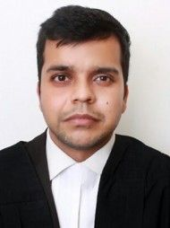 One of the best Advocates & Lawyers in Delhi - Advocate Dushyant Tiwari