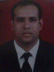 One of the best Advocates & Lawyers in Lucknow - Advocate Gaurav Kumar Hasani