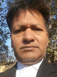 One of the best Advocates & Lawyers in Bhopal - Advocate Girdhar Prasad Upwanshi
