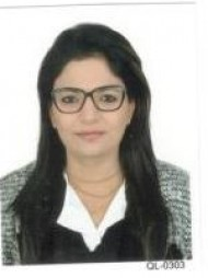 One of the best Advocates & Lawyers in Delhi - Advocate Gitanjali Kapoor