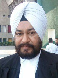 One of the best Advocates & Lawyers in Chandigarh - Advocate Gurpreet Singh Bhasin