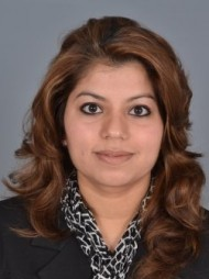 One of the best Advocates & Lawyers in Gurgaon - Advocate Hansikaa Chauhan