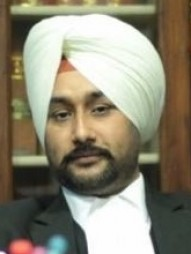 One of the best Advocates & Lawyers in Ludhiana - Advocate Harkamal Singh Meghowal