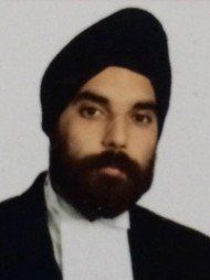 One of the best Advocates & Lawyers in Delhi - Advocate Harmeet Singh
