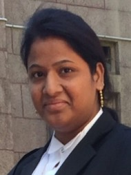 One of the best Advocates & Lawyers in Hyderabad - Advocate Henna Begum