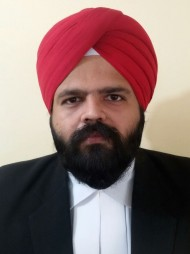One of the best Advocates & Lawyers in Lucknow - Advocate Inder Preet Singh Chadha