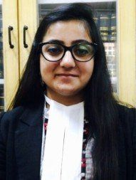 One of the best Advocates & Lawyers in Delhi - Advocate Kanika Bhutani