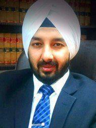 दिल्ली में सबसे अच्छे वकीलों में से एक -एडवोकेट  करण सिंह ठुकराल