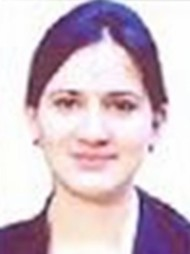 One of the best Advocates & Lawyers in Bangalore - Advocate Karishma Moza