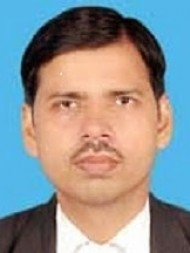 One of the best Advocates & Lawyers in Lucknow - Advocate Kaushlendra Tewari