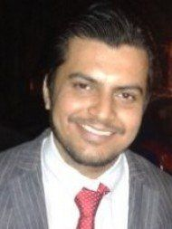 One of the best Advocates & Lawyers in Ghaziabad - Advocate Kaustubh Sinha