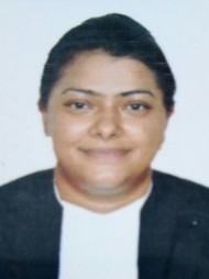 One of the best Advocates & Lawyers in Delhi - Advocate Kirtika Mukesh Bura