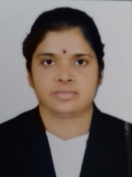 One of the best Advocates & Lawyers in Bangalore - Advocate Komala J