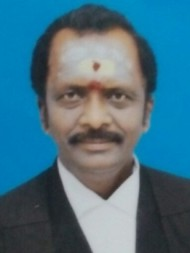 One of the best Advocates & Lawyers in Vellore - Advocate Krishnan K.