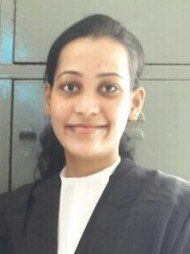 One of the best Advocates & Lawyers in Mumbai - Advocate Krupa Sawant