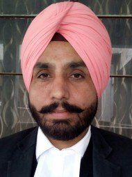 One of the best Advocates & Lawyers in SriMuktsarSahib - Advocate Mandeep Singh Sandhu